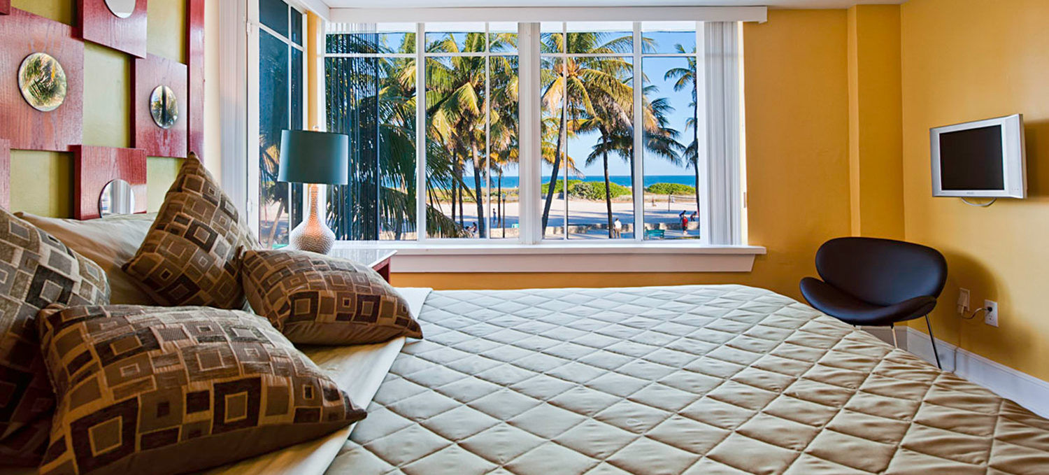 Oceanfront Suite Room 201