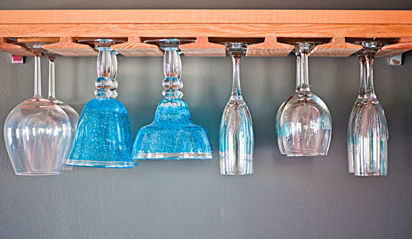 Hanging Glasses